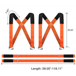 Lifting Moving Straps Carrying Belt 2-Person Lifting and Moving Tool