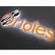 Led Sign Led OneRed Customized Uniform Light Frontlit Led Mold Sign Letter Acrylic