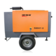 Skid Mounted Diesel Air Compressor For Rock Drill