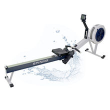 Supply commercial gym fitness equipment air rowing machine