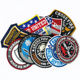 China Patches 3d Embroidery Patch Wholesale Custom China 3d Embroidery Patches