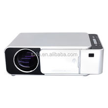 2020 T6 Rohs Smart Digital Big Screen  170 Inch Lcd Panel Lumens Projectors Machine With Sound Video Led  Mini Home Projector