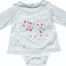 Baby knitted bodysuits