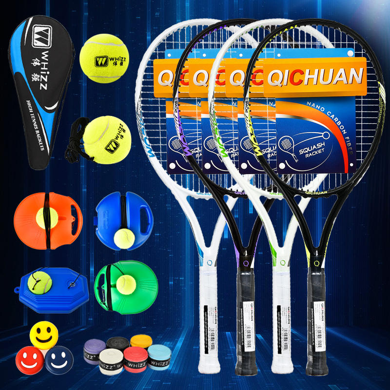 WHIZZ Model 360 36-45LBS aluminum alloy tennis racquet 16x19
