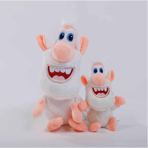 free sample custom Personalize company logo mascot toy/OEM ODM plush bear toy/cheap promotion plush mascot toy special order