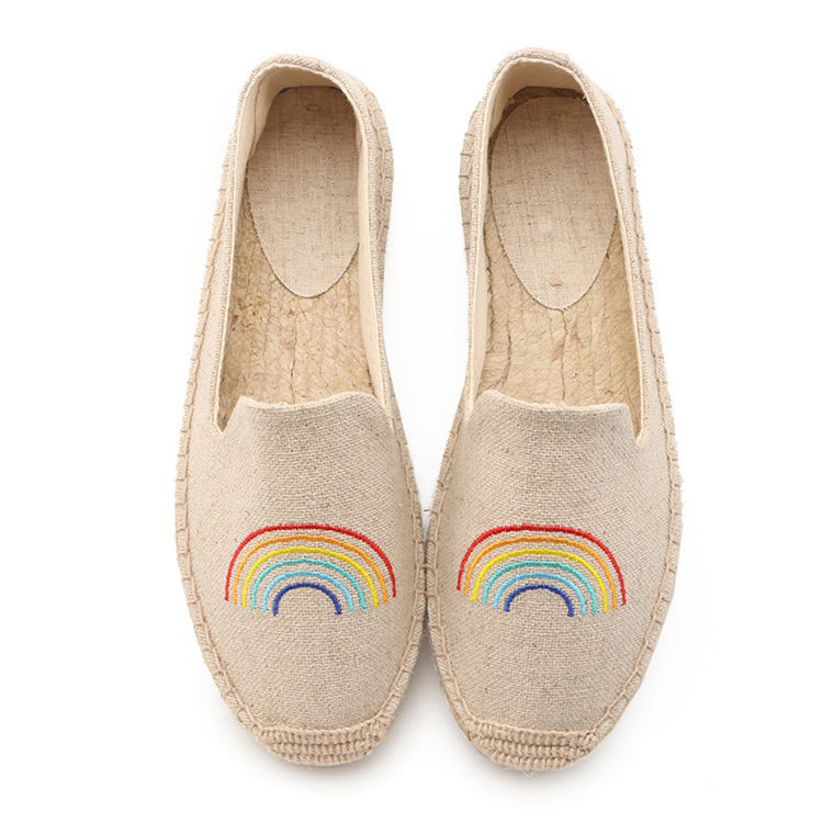 Cheap Wholesale Shoes In China,Casual Canvas Shoes Espadrilles