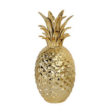 Gold Pineapple Home Accessories Decoration Gold House Decor