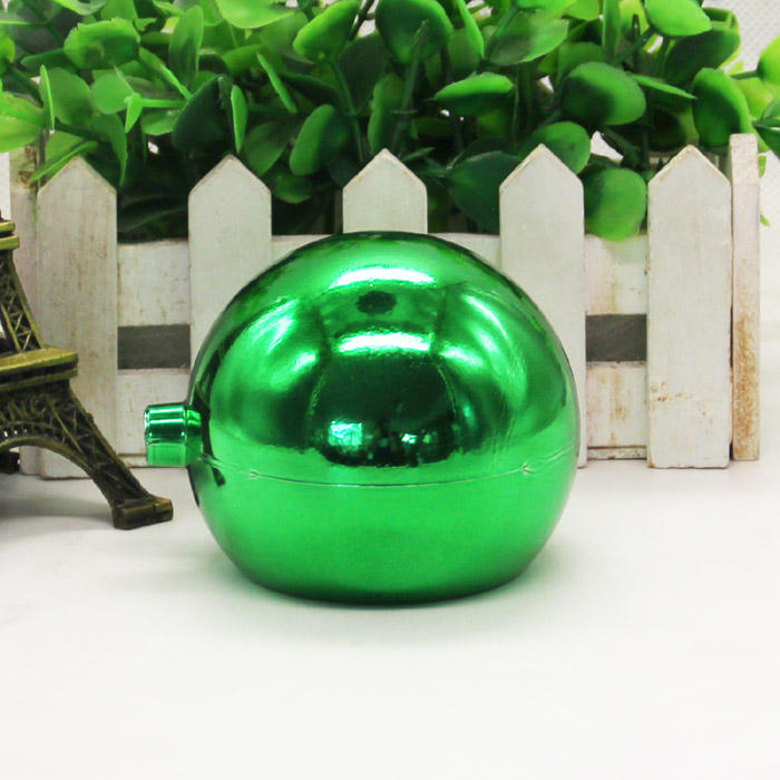 Christmas delicate sublimation printable xmas floss ball/christmas tree balls