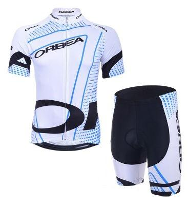 Breathable Cycling Clothing Quick Dry Full Sublimated Custom Design Club Cycling Uniform Set