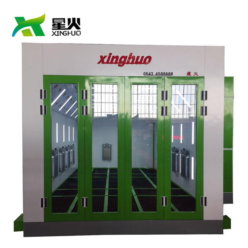 China Car Spray Paint Booth Oven Machine