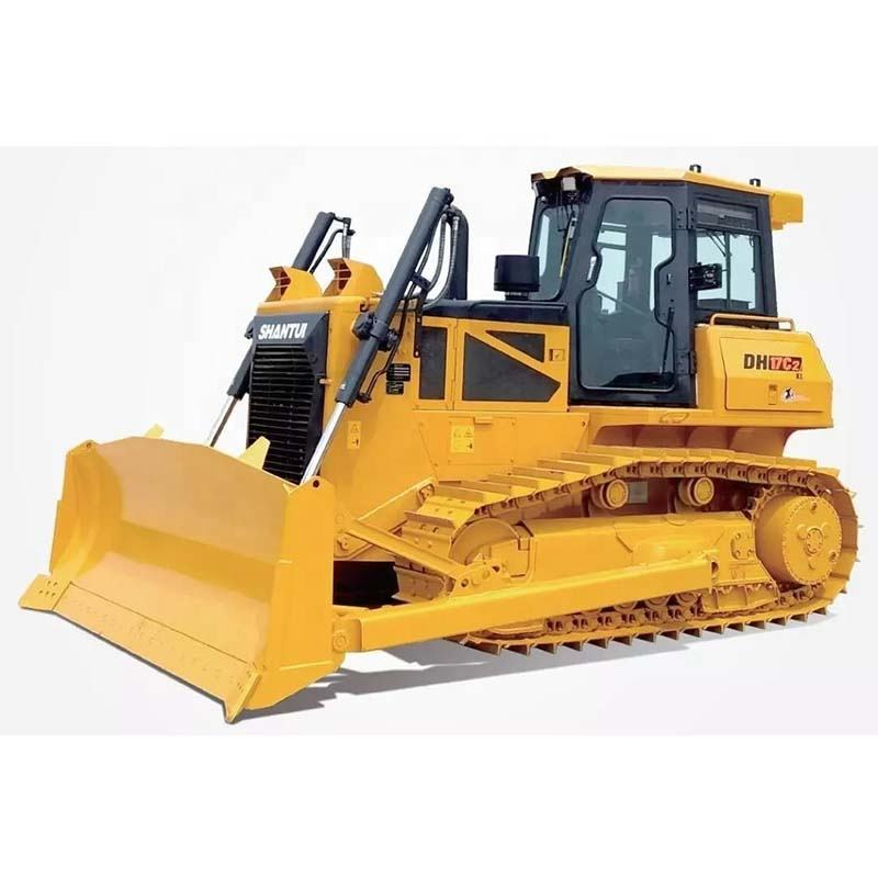 Packaging Customization Shantui Crawler Bulldozer High Efficiency Shantui DH17 Crawler Bulldozer Direct From Factory