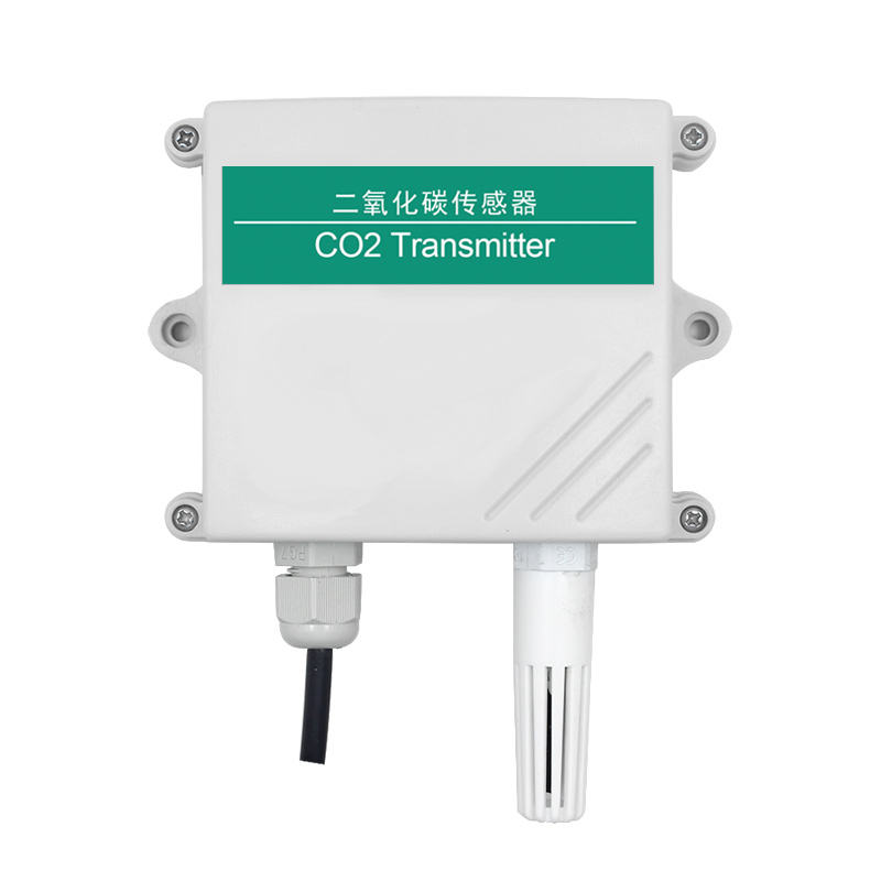 Analoge Co2 Sensor Temperatuur Vochtigheid Co2 Sensor Modbus