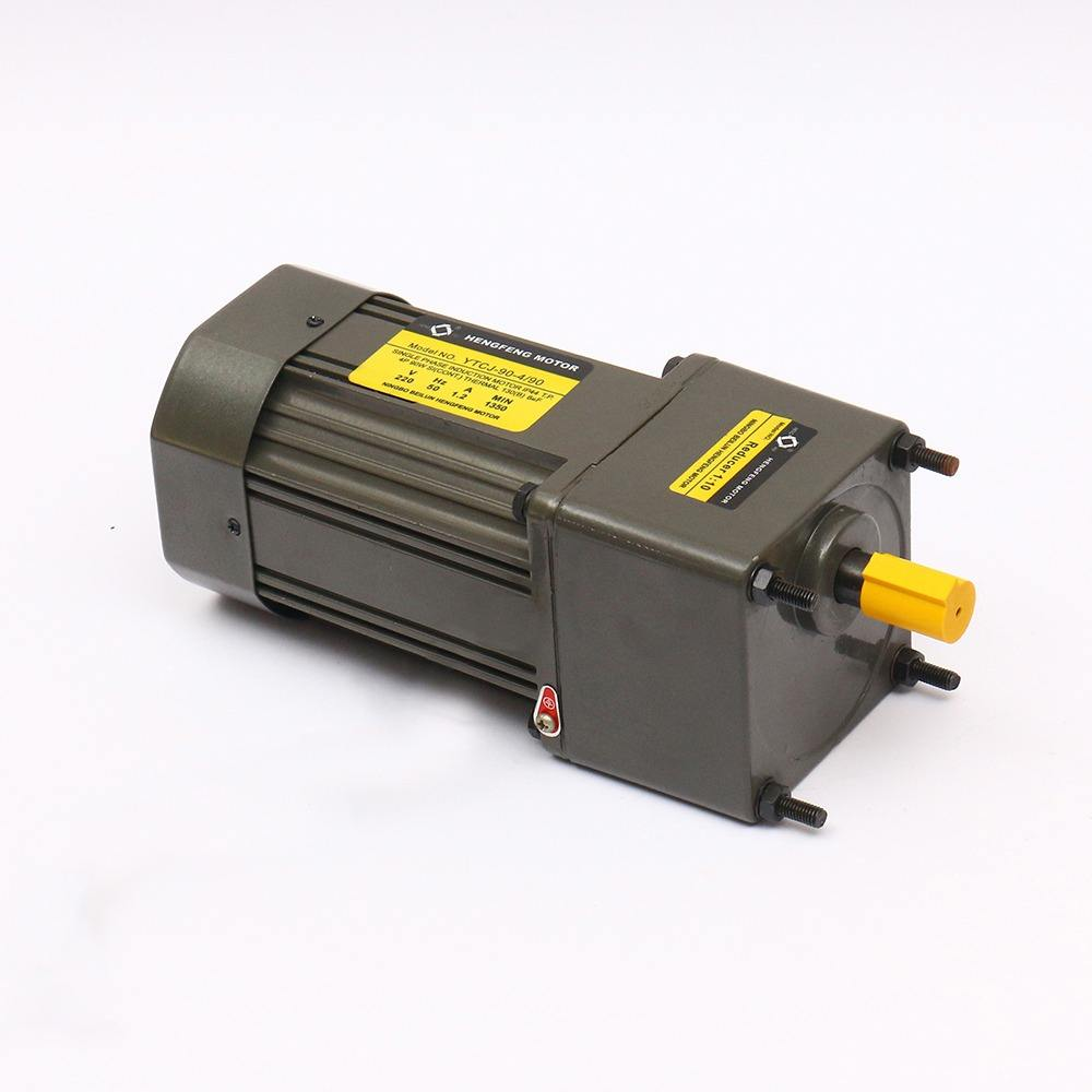 6W-1000W 110V 220V AC Speed Reducing Motor