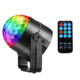 Party Mini RGB LED Crystal Magic Ball Stage Disco Effect Lighting Bulb Club DJ Projector Show