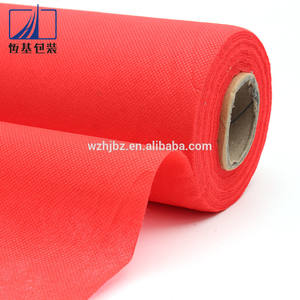 Waterproof non woven bag making material  recycled non-woven fabric