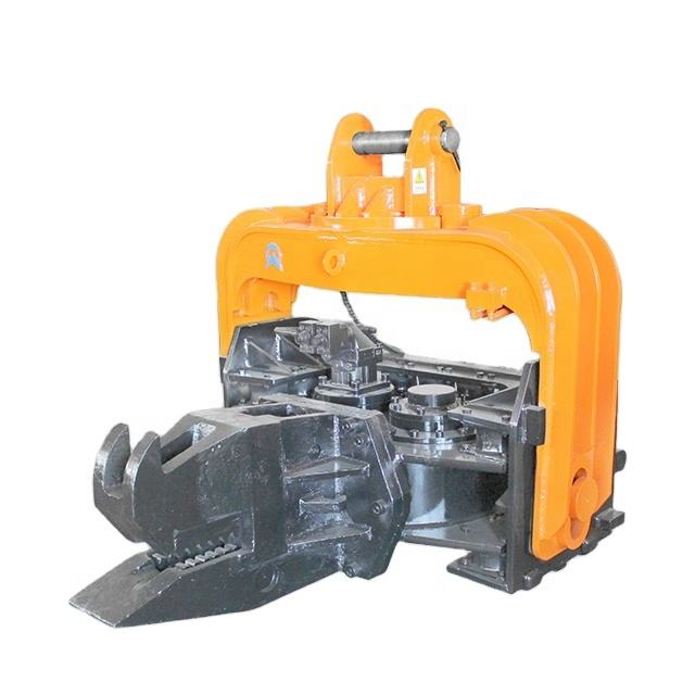 Hot Sale Excavator Pile Hammer/ Sheet Pile Driver With Strong Power