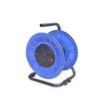 Electric Cable reel extension drum 50mm