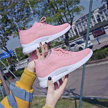 wholesale Woman Breathable Sports Casual Shoes Girls Sneaker