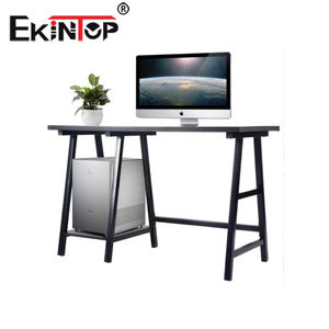 Modern simple design cheap price computer table / Melamine computer table specifications