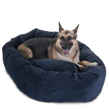 Luxury Dog Bed Soft Velvet Pet Bed Pets Products Washable and Removable cover For Dog and Cat