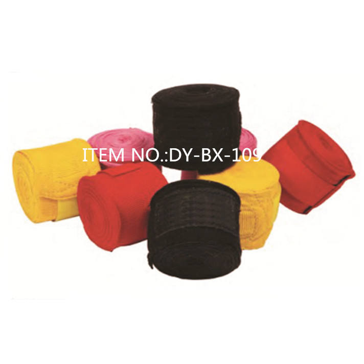 Boxing Straps/Cheap Top Sell Boxing Hand Wraps/Private Label OEM Custom Hand Wraps for Boxing Kick Boxing