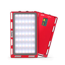 Portable Mini Selfie Rgb Led Video Photography Fill Light Panel Full Color Pocket Photographic Lighting For Video Shooting