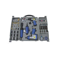 RP7871 RONGPENG Professional Pneumatic Tool Set with Impact Wrench,Hammer,Air Drilland Die Grinder-24 piece Air Tool Kit