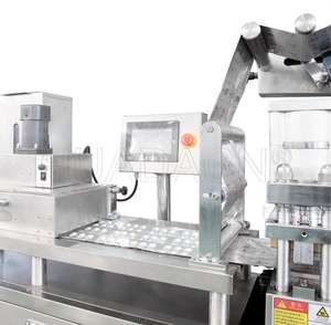 DPP-250 Automatic Tablet Blister Packing Machine