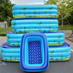 Good Quality 262*175*60CM Outdoor Garden Big Swimming pool for 5--7kids family