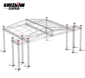 Global DJ stage lighting aluminum truss structure