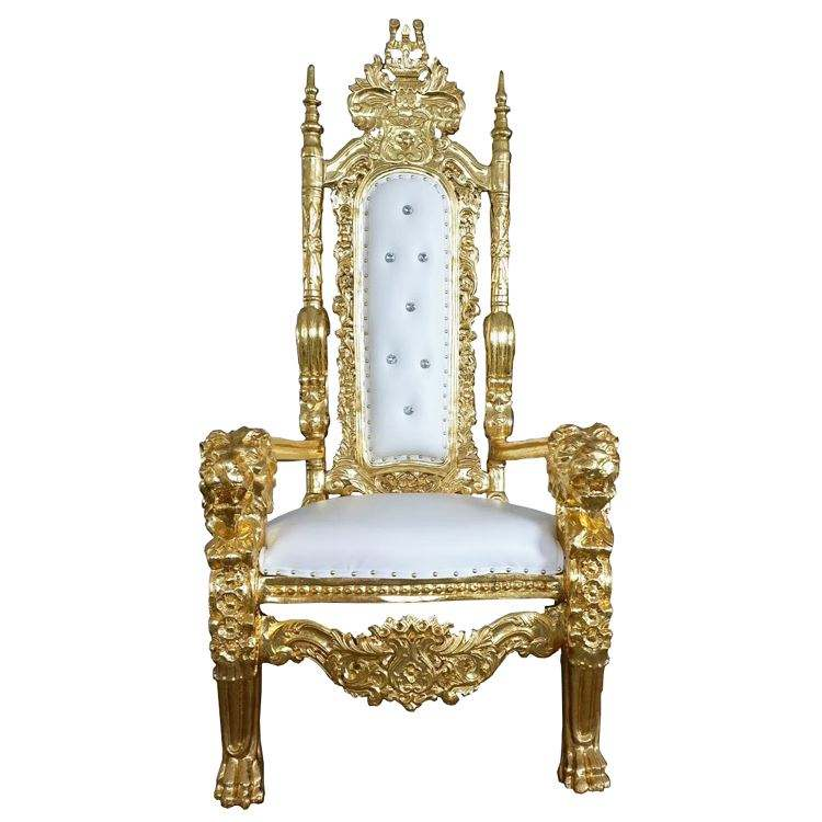 wholesale black king style throne chairs white and silver for kids rental sale photo love seat for sale pink