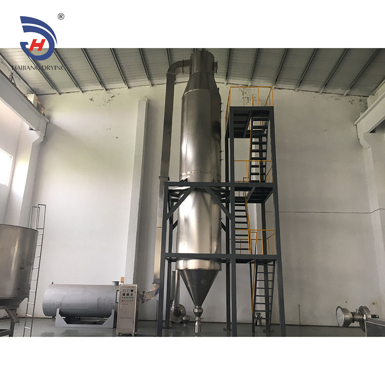 manufacturer in china YPG series pressure air stream spray dryer for pharmaceutical industry