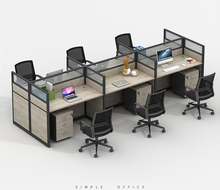 Modern Solid Height Sit And Stand Office Desk With Chair Furniture