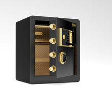 Popular Commercial Security Electronic Hotel Use Strong Built Safe Deposit Box