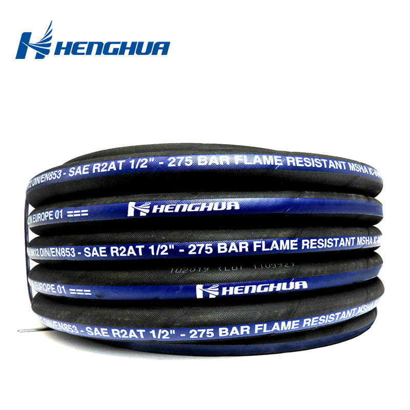 High Pressure High Temperature 1 Inch 2 Inch 4 Inch High Pressure Water Rubber Suction Hose Pipe