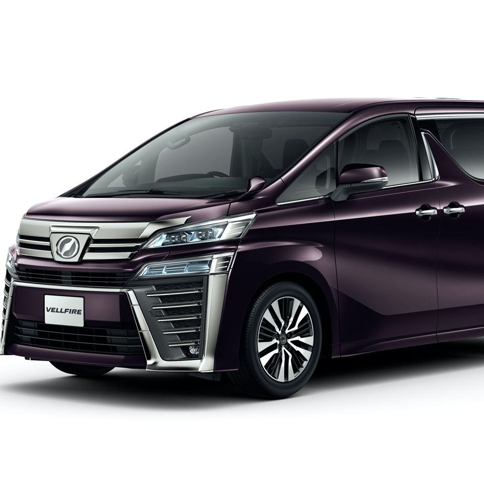 Vellfire hybrid Toyota used car made in Japan RIGHT handle