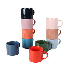 14oz Manufactures Popular OEM Personalized Eco Friendly Coffee Milk Ceramic Mugs With Factory Price