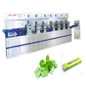 Hot Selling Full Automatic Chewing Gum Forming Machine