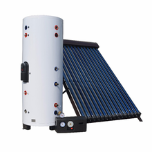 Factory Swimming pool solar water heater separated pressure solar hot heater with tank