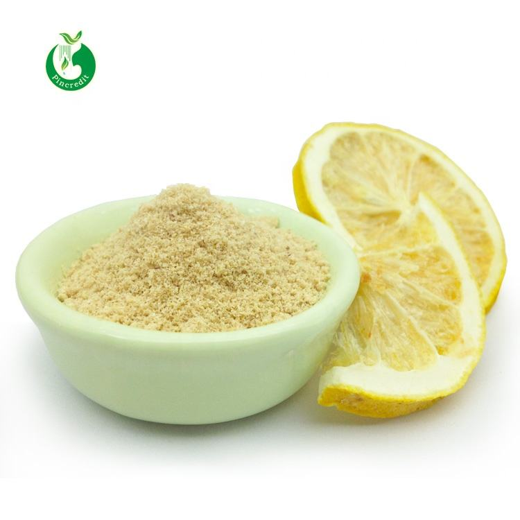 Freeze Dried Pure Lemon Fruit Powder
