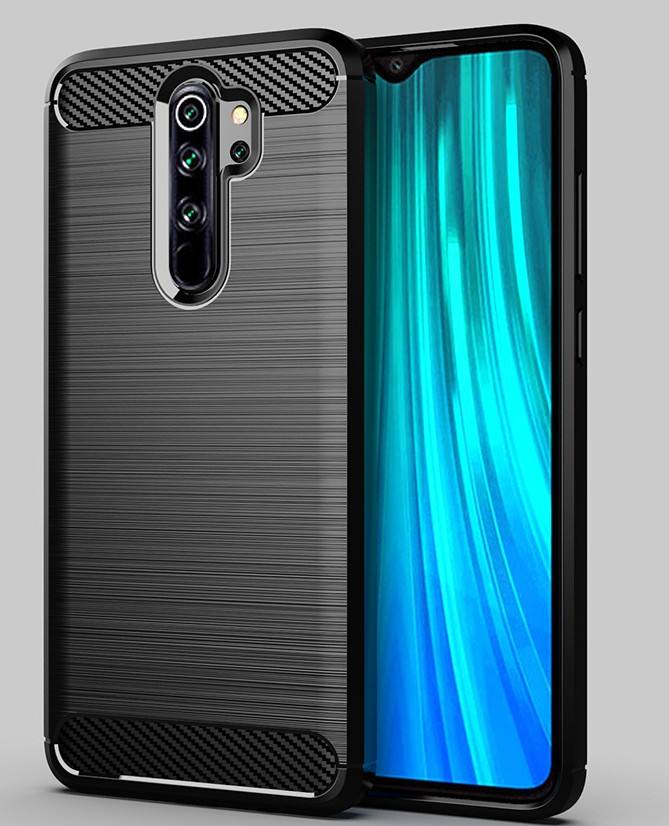 Shockproof cellphone case tpu case for Redmi note 8 pro
