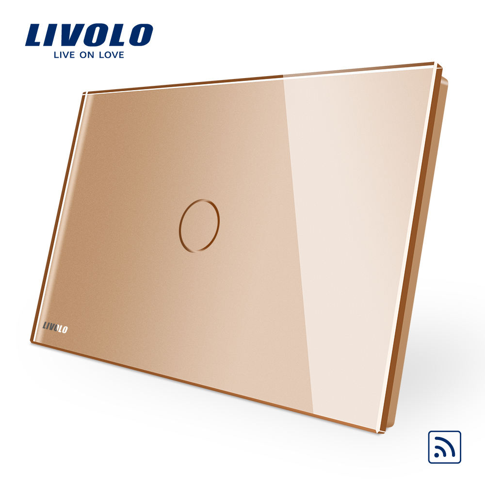Modern Style [ Bedroom Sets ] Livolo Lamp Wifi Touch Switch Bedroom Furniture Automatic Wall Switch For Bedroom Sets