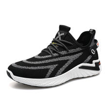 New design cheapest price men sport shoes mesh Casual sport shoes leisure shoes