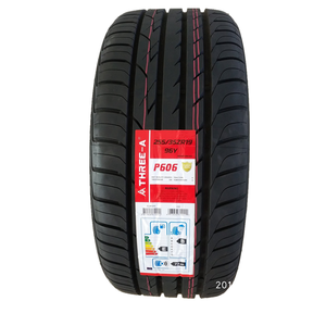 Passenger car tires new P606 P306 tire for cheap wholesale Top 10 Chinese tyre brand THREE-A YATONE AOTELI RAPID