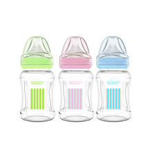 BPA Free Eco Friendly Food Grade PP Plastic Baby Feeding Bottle
