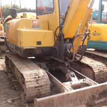 Small excavator/mini excavator/cheap used excavator Yu chai YC60-8