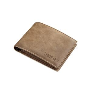 2020 Professional production wallet purse card holder black leather rfid card holder wallet