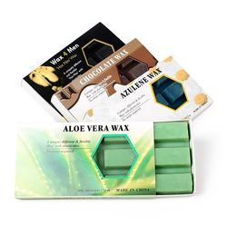 Hot Sale Free sample Brazilian Wax Block For Depilation Painless Hair Removal Bikini Pearl Wax Block For Body Removal