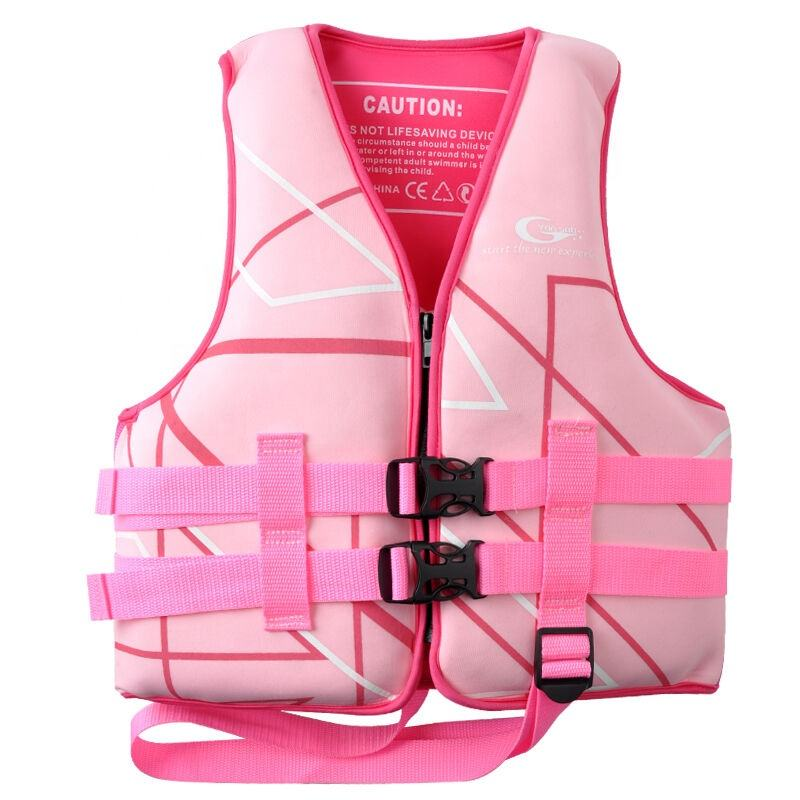 Child/big baby kids life jacket with fashion design for 3-7 years old kids