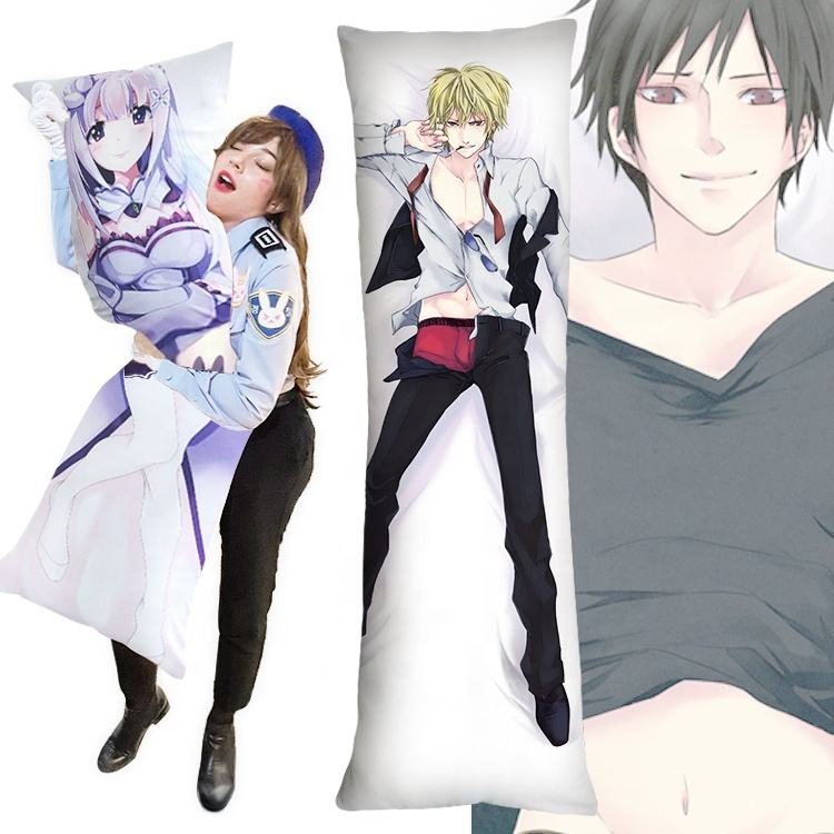 Dakimakura Anime Fate Kaleid Liner Prisma Illya Loli Hugging Pillow Case Cover